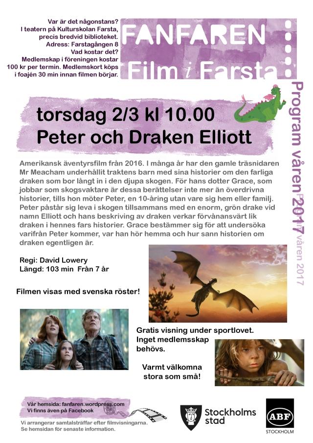 peter-och-draken-elliott-poster